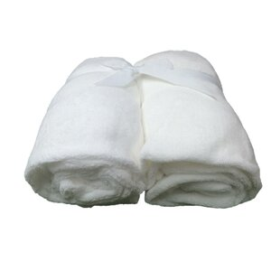 Microplush Fitted Crib Sheets (Set of 2)