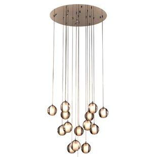Moyer 15-Light Pendant by Orren Ellis