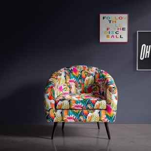 Reardon Tub Chair By Bay Isle Home