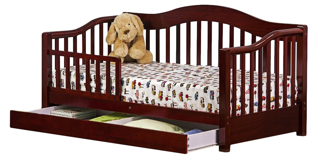 Dream On Me Toddler Bed With Storage Reviews