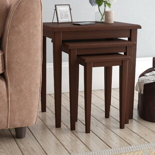 Reviews Kendall 3 Piece Nesting Tables ByAndover Mills