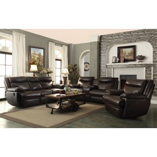 Hughes Reclining Configurable Living Room Set