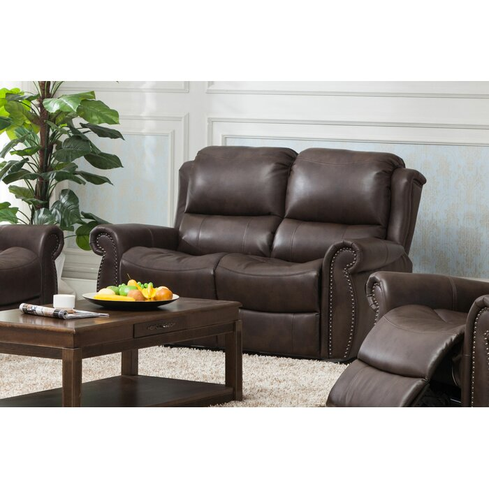 Awesome Cavazos Reclining Loveseat Pabps2019 Chair Design Images Pabps2019Com