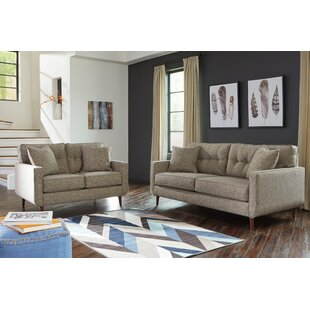 Grandin Configurable Living Room Set by Bungalow Rose
