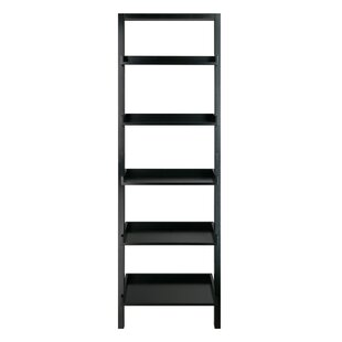Spurrier Leaning Ladder Bookcase by Ebern Designs Modern