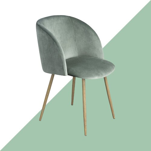 Niels Upholstered Dining Chair Hashtag Home