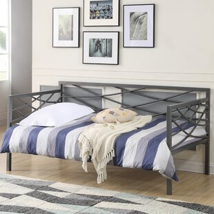 Buy luxury Carvell Metal Daybed By Zipcode Design
