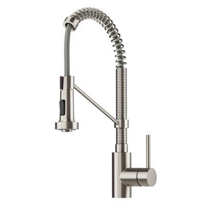 Admirable Kraus Bolden Series Pull Down Single Handle Kitchen Faucet Inzonedesignstudio Interior Chair Design Inzonedesignstudiocom