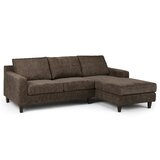 Quijada Right Hand Facing Sectional with Ottoman by Ivy Bronx