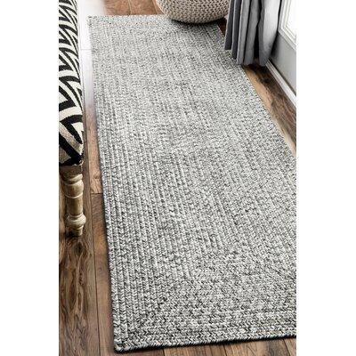 Kulpmont Grey Indoor Outdoor Area Rug