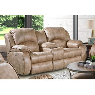Shop Cagney Reclining Loveseat by Southern Motion