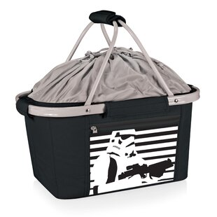 26 Can Storm Trooper Metro Basket Collapsible Handheld Cooler