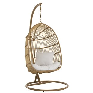 Clinger Oval Swing Chair With Stand Image
