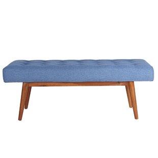 Langley Street Sofia Upholstered Bench