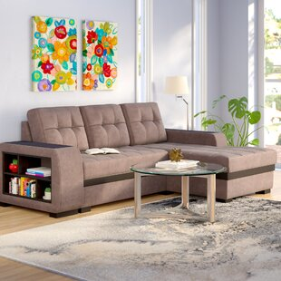 Martina Sleeper Sectional by Latitude Run Amazing