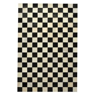checkered rug wayfair