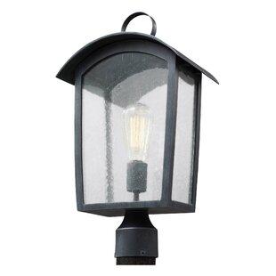 Bargain Lency 1-Light Lantern Head By Gracie Oaks