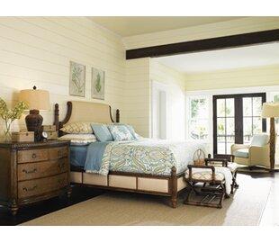 Tommy Bahama Home Bali Hai Panel Configurable Bedroom Set