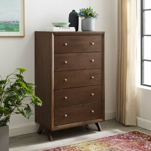 Nehemiah 5 Drawer Chest