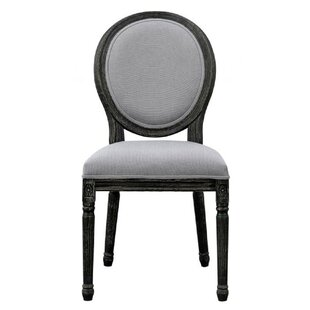 Merrell Upholstered Dining Chair (Set of 2) One Allium Way