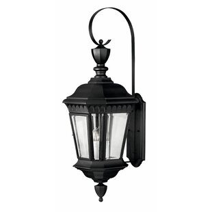 Bargain Camelot 3-Light Outdoor Wall Lantern By Hinkley Lighting