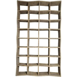 Zigzag Standard Bookcase by Noir Wonderful