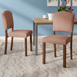 Linde Side Chair (Set Of 2) by Brayden Studio Looking for