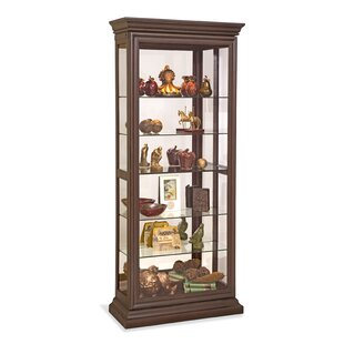 Destiny Lighted Curio Cabinet