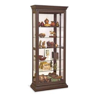 Destiny Lighted Curio Cabinet