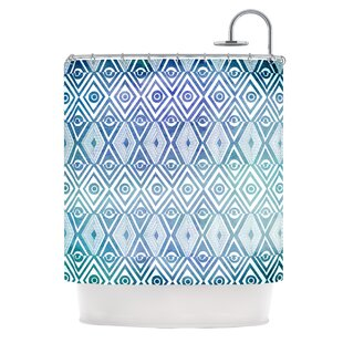 Tribal Empire Single Shower Curtain By KESS InHouse