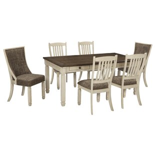 Ramsgate 7 Piece Dining Set by Three Posts Fresh