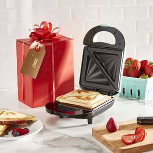 Bow & Go Pocket Sandwich Maker