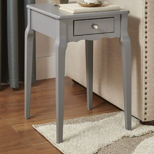 Pinckney End Table With Storage