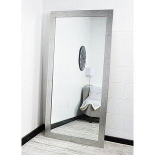 Compare Giannone Grain Full Length Mirror ByLaurel Foundry Modern Farmhouse