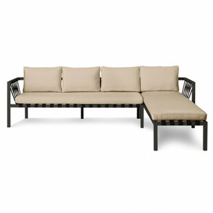 Small Outdoor Sectional Wayfair