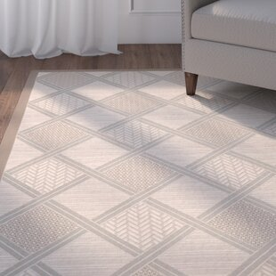 Short Brown/Grey/Beige Indoor/Outdoor Area Rug