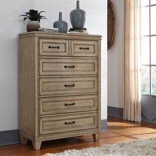 Industry 5 Drawer Chest