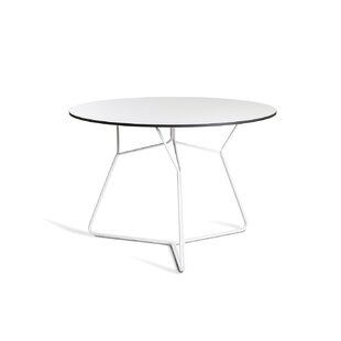 Serac Stainless Steel Dining Table
