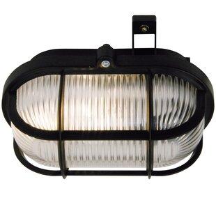 Skotlampe 1 Light Outdoor Bulkhead Light By Nordlux