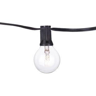 Aspen Brands 10-Light 11 ft. Globe String Lights
