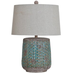 Great Price Duncan 26 Table Lamp By Crestview Collection