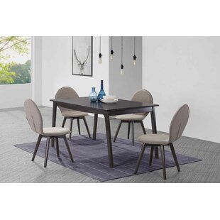 Baney 5 Piece Dining Set George Oliver