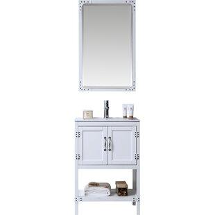 Glastonbury 24 Bathroom Vanity Set by Trent Austin Design