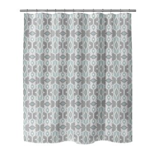Reviews Cosmos Shower Curtain By KAVKA DESIGNS