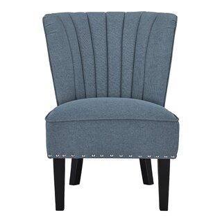 Aquavia Slipper Chair by House of Hampton SKU:CE920539 Information