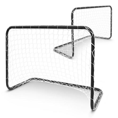 Dylon Football Mini Goal Freeport Park Colour: Black