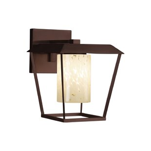 Brayden Studio Luzerne 1-Light Outdoor Sconce