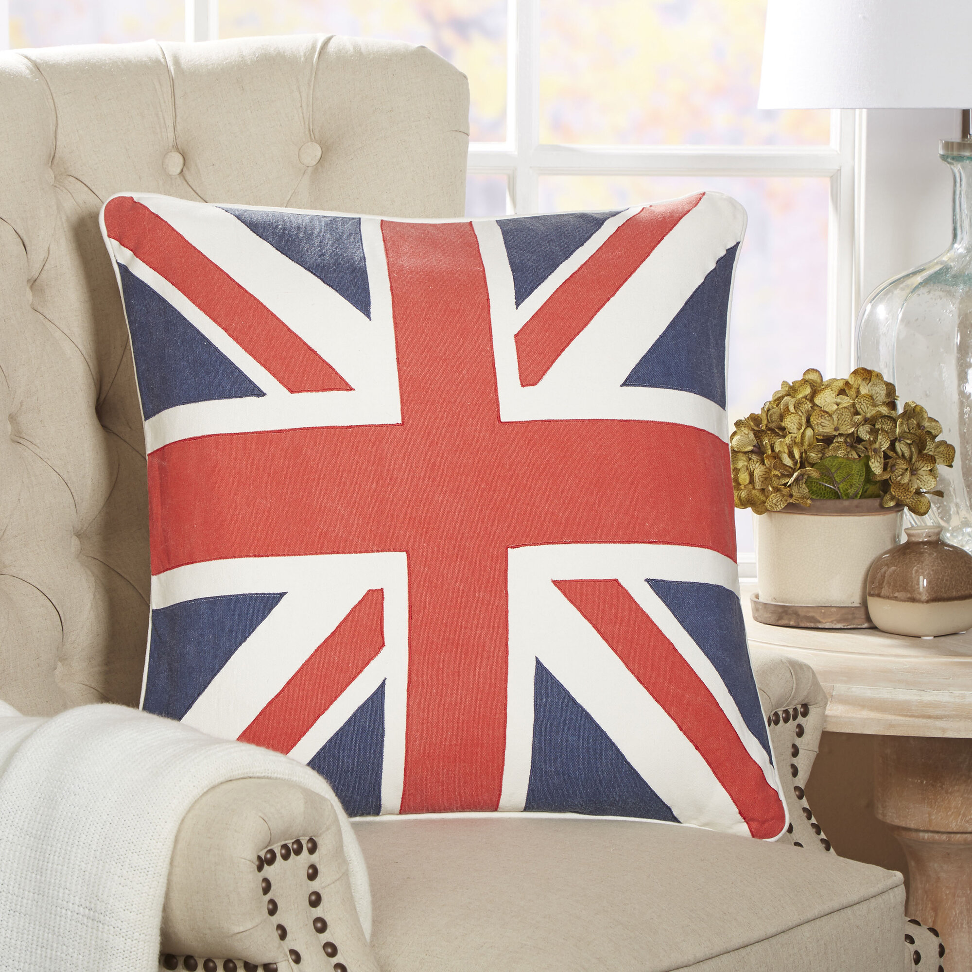 Exceptionnel British Flag Chair | Wayfair