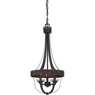 Astoria Grand Colter 3-Light Empire Chandelier