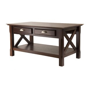 Toledo Coffee Table by Charlton Home